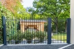 Portillon et clôture MIKADO 2