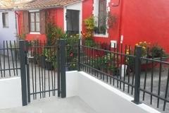 Portillon et clôture MIKADO 4