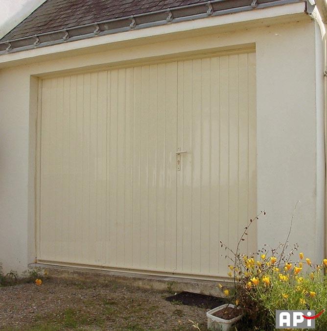 Sib gamme 3 et 4 vantaux api 44 portail motorisation for Motorisation portail de garage