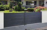 Portail de clôture fabrication SIB